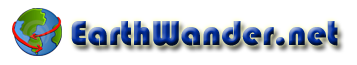 Earthwander logo