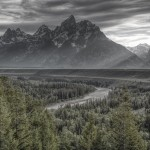 Black and Teton