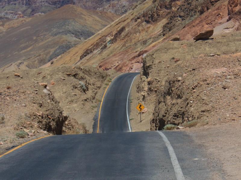 Artist's Road