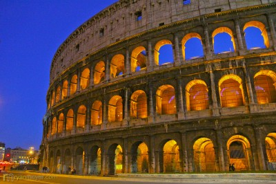 Midnight Colosseum