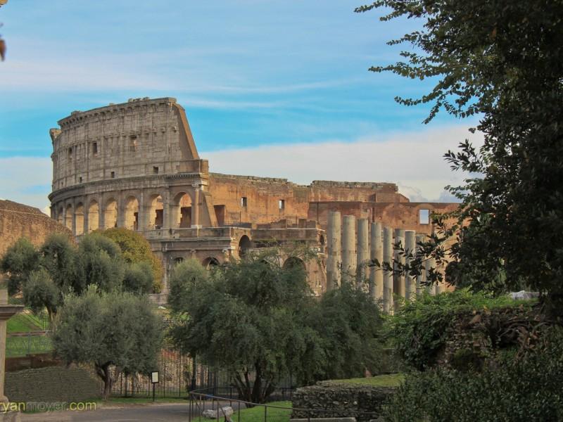 Colosseum Afar