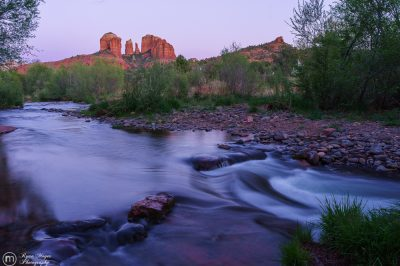 Cathedral Rock Twilight