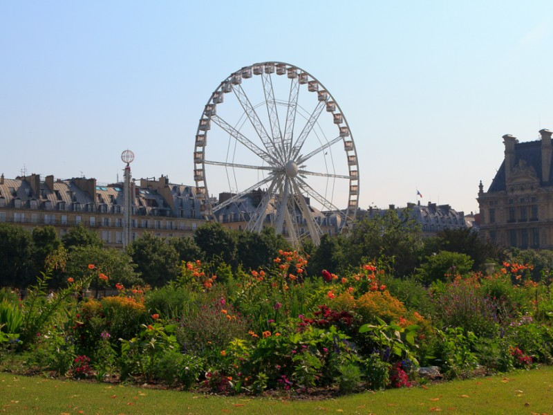Tuileries Wheel